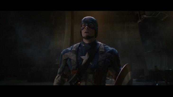 マーベルの名言・セリフで学ぶ英語6回目映画『キャプテン・アメリカ/ザ・ファースト・アベンジャー』より