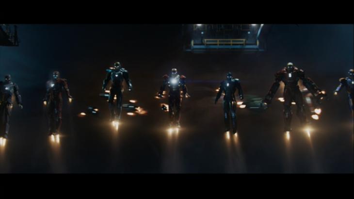 マーベルの名言・セリフで学ぶ英語4回目 映画『アイアンマン3』より