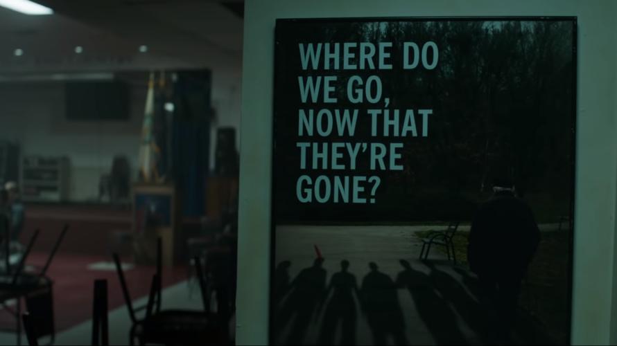 時系列がわかる!エンドゲームの意味深なポスターに記されていることとは?
