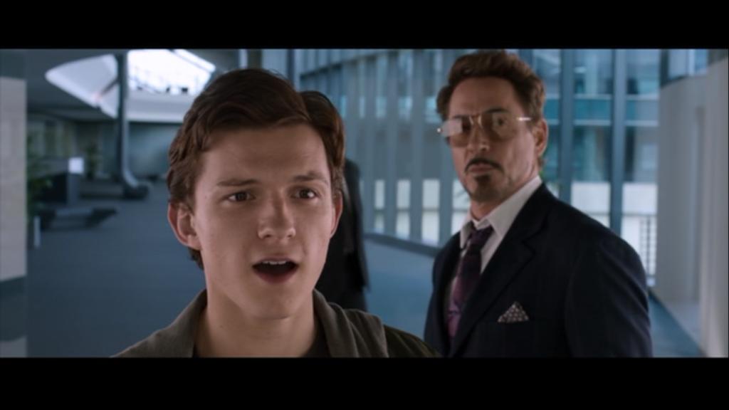 ネタバレ有:スパイダーマンの父親はアイアンマン!?考察