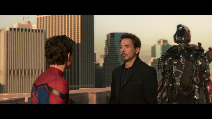 【誰のお父さん?】アイアンマンがスパイダーマンに言った父親って誰のこと?【英語の疑問】