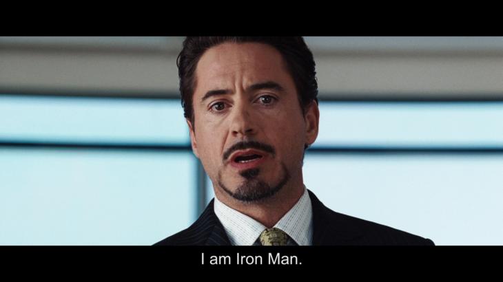 アイアンマンの『I am Iron Man.』はなぜ『I am』を使うのか?『I'm』との違いは?【YouTube動画】