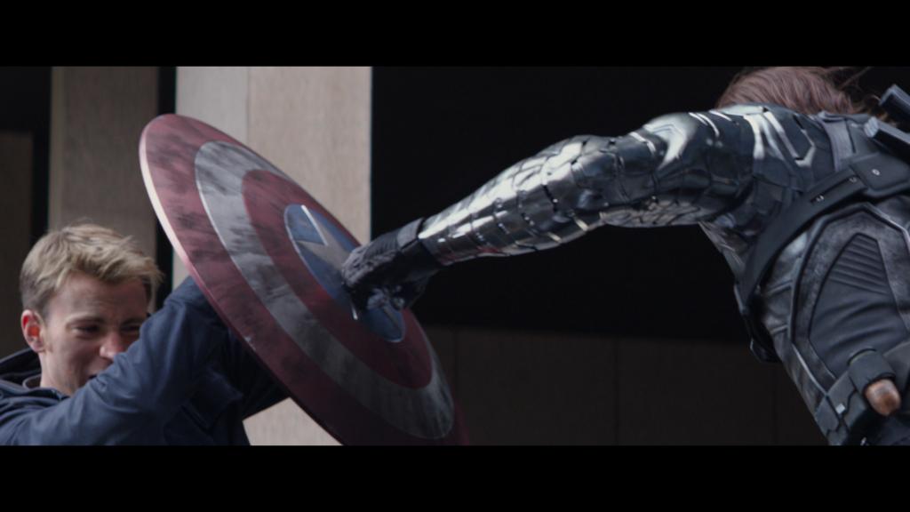 キャプテン・アメリカ・盾・ウィンター・ソルジャー
