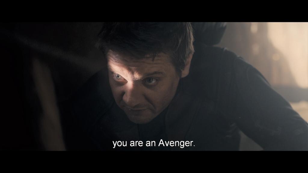 ホークアイ 君はアベンジャーズだ