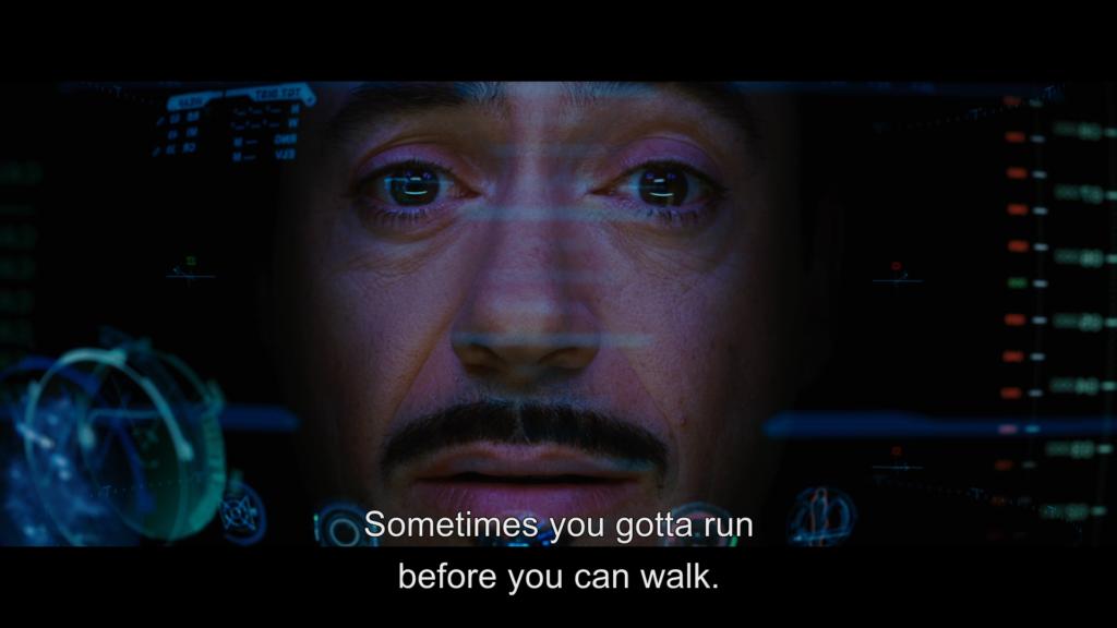 トニー アイアンマン