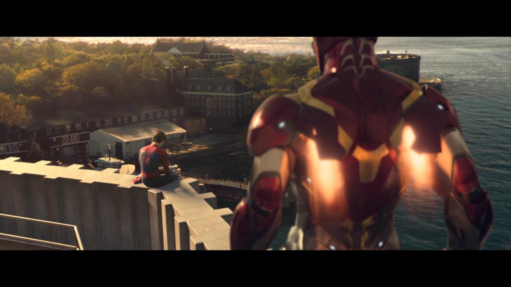 アイアンマン スパイダーマン ホームカミング