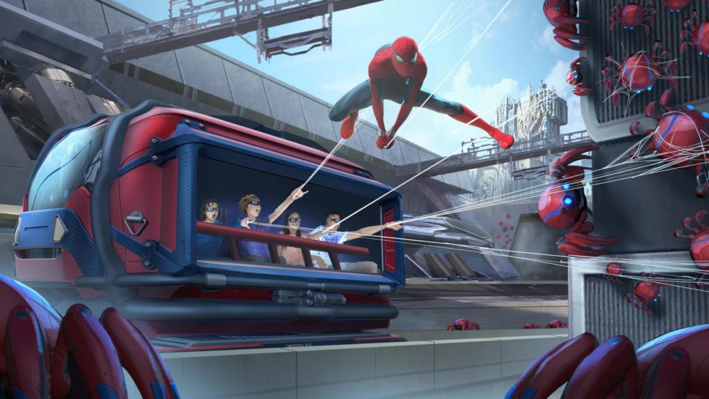 ウェブ・スリンガー:スパイダーマン・アドベンチャー