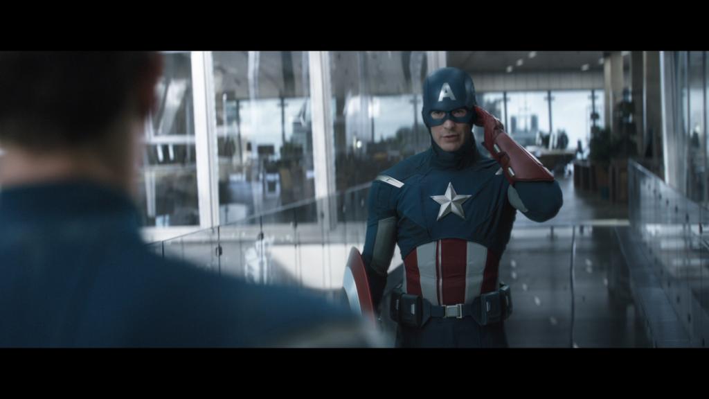 キャプテン・アメリカ アベンジャーズ エンドゲーム
