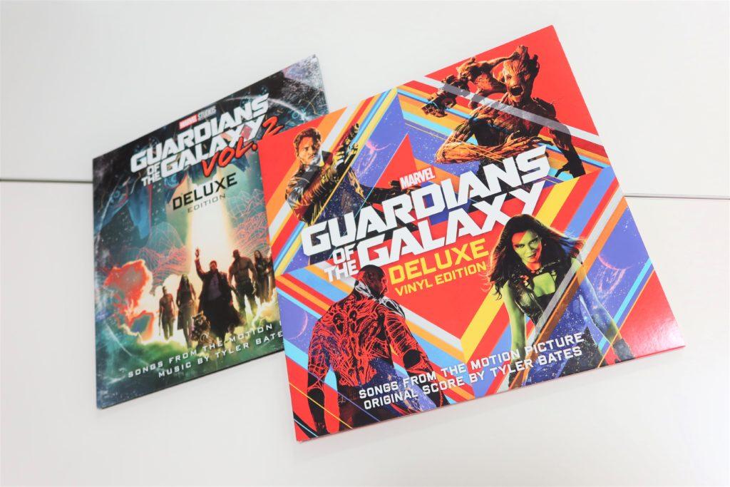ガーディアンズ・オブ・ギャラクシー レコード