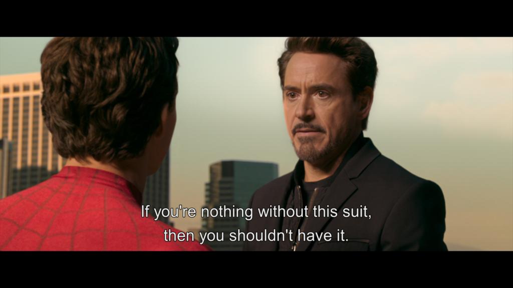 スパイダーマン:ホームカミング