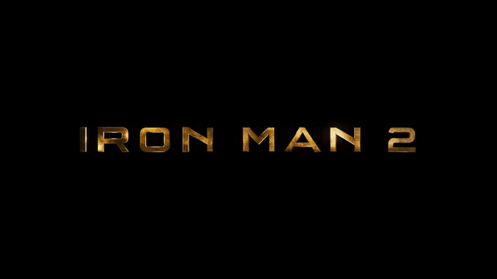アイアンマン2 タイトル