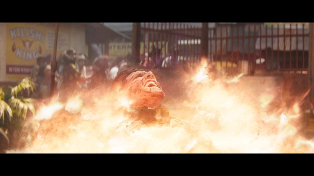 シビル・ウォー/キャプテン・アメリカ ワンダヴィジョン ワンダ ラゴス