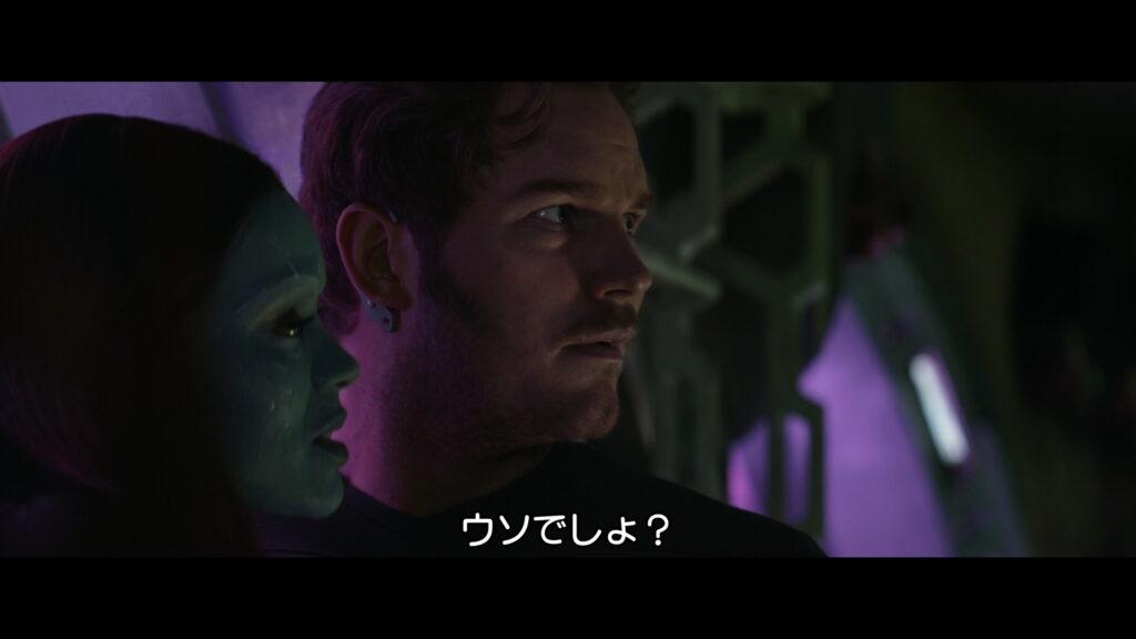 アベンジャーズ/インフィニティ・ウォー 名言 英文法