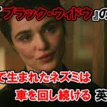 【映画ブラック・ウィドウ】『ケージで生まれたネズミは 車を回し続ける』名言と名シーン!【英語解説】