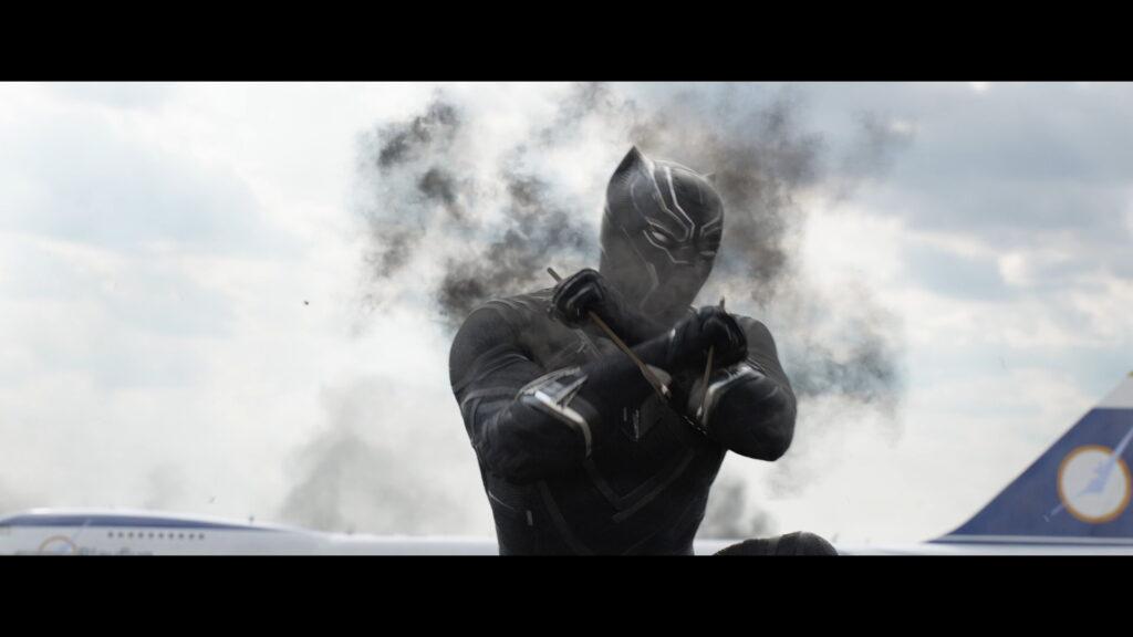 シビル・ウォー キャプテン・アメリカ ブラックパンサー