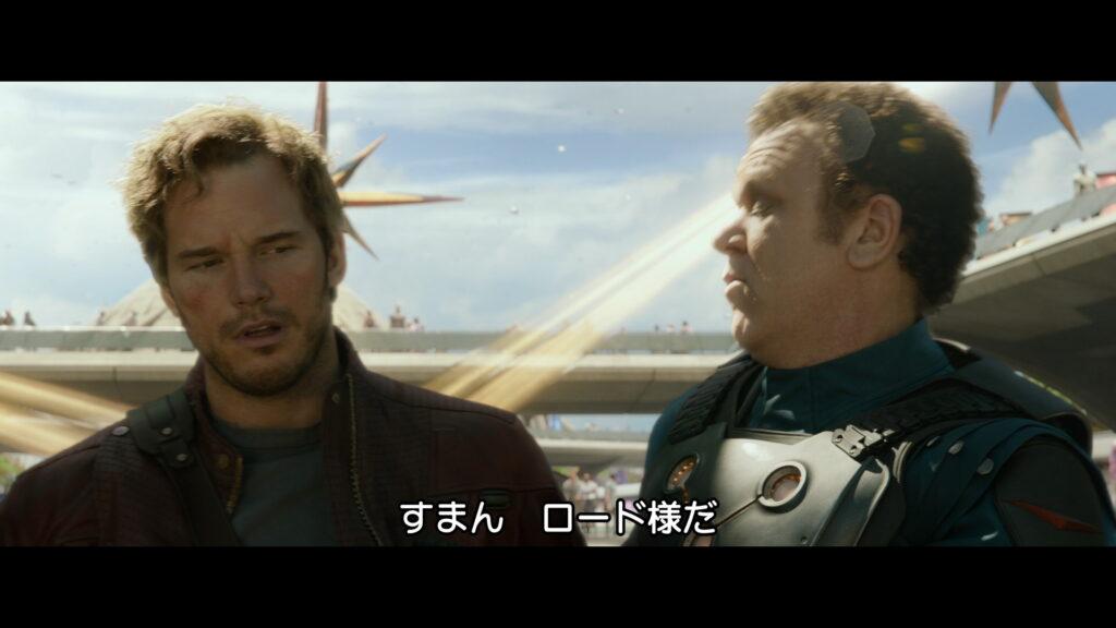 ガーディアンズ・オブ・ギャラクシー スター・ロード ピーター・クイル