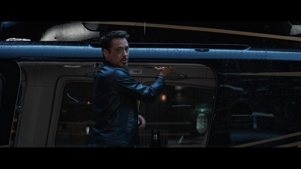 シビル・ウォー キャプテン・アメリカ アイアンマン